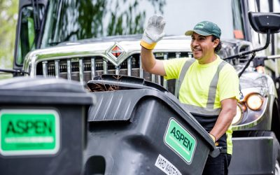 2020 Yard Waste Service Begins April 1, 2020 in Most Service Areas